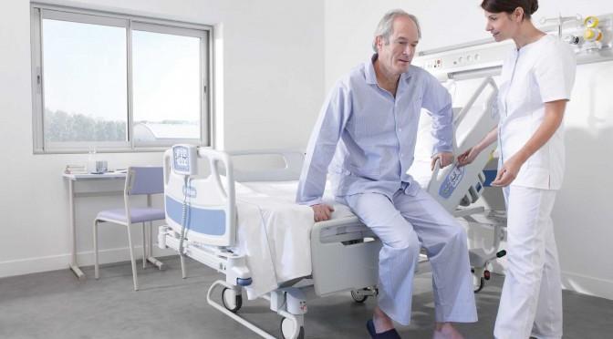 Fourniture, livraison et installation de lits type Hospitalisation et autres mobiliers associés