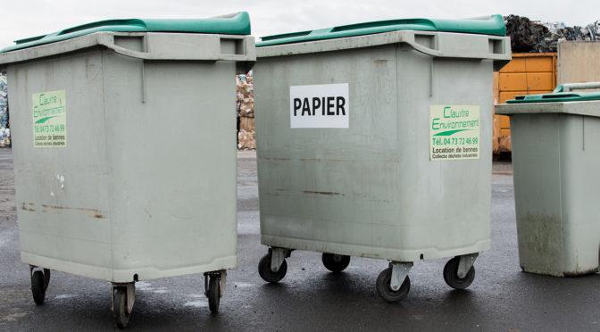 prestation de Collecte, transport et traitement des déchets non dangereux