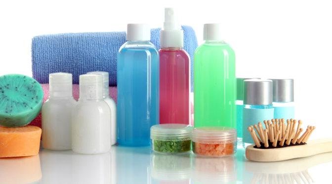 Fourniture et livraison de produits d'hygiène corporelle